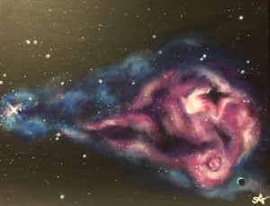 Nebula I Amanda Liberty 2015