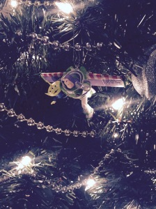 Christmas Tree Ornament Buzz Lightyear Xmas Decorations